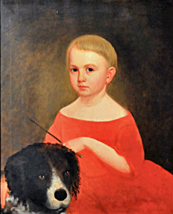 William Jacob Blickensderfer, age three