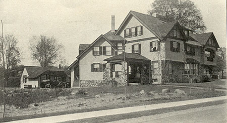 Jevne home, Revonah Manor