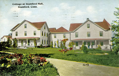 Dr. Givens Sanitarium, Stamford Hall