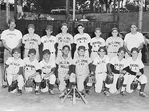 1958 Little League World Series
