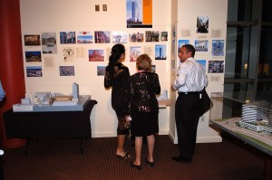 Guests n exhibit